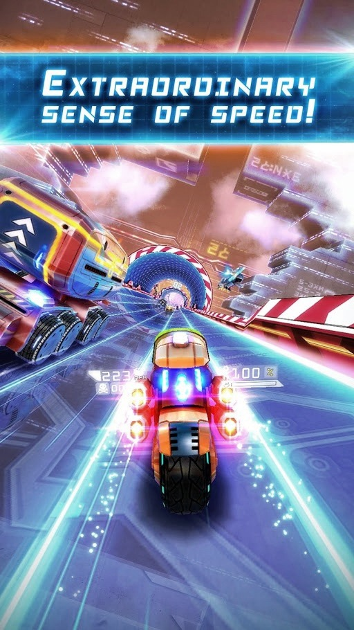 32 Secs: Traffic Rider Android Game Image 3
