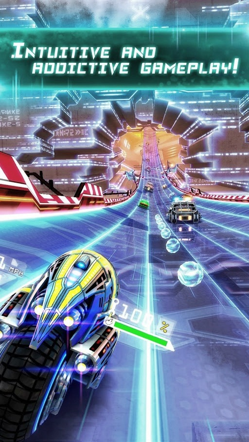 32 Secs: Traffic Rider Android Game Image 4