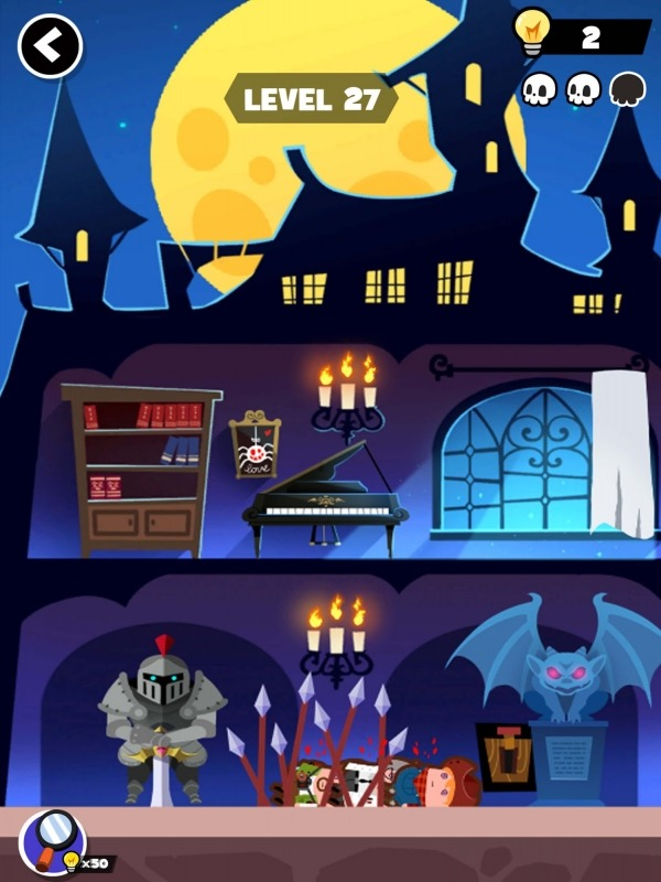 Deathigner Android Game Image 4