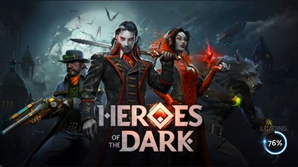 Heroes Of The Dark Android Game Image 1