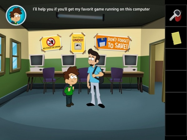 High School Adventure Android Game Image 4