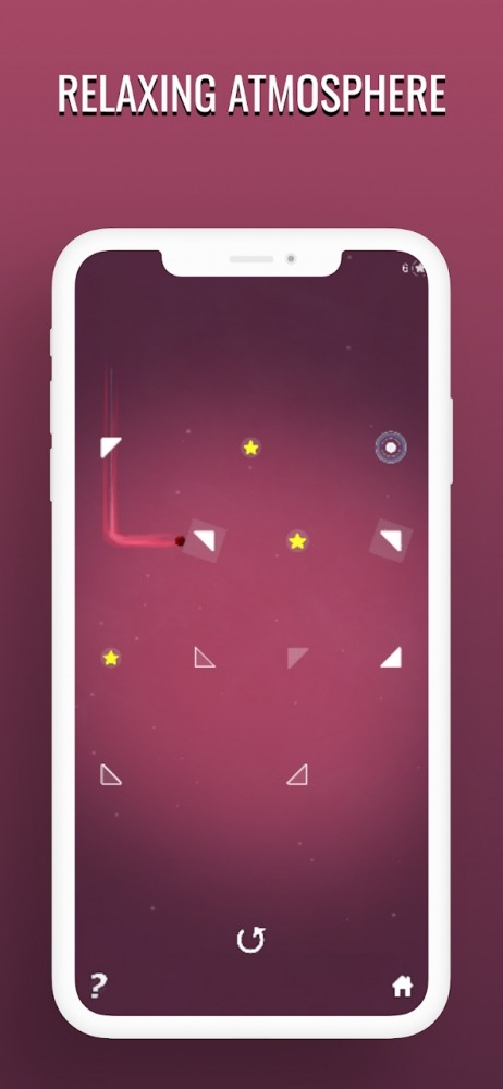 Meteorite Ball Reflection And Recoil Brain Teaser Android Game Image 2