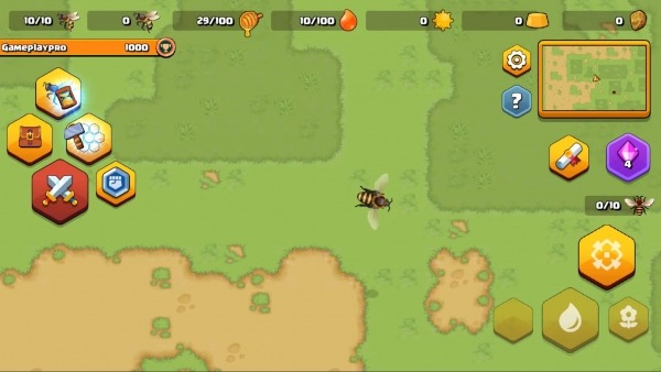 Pocket Bees: Colony Simulator Android Game Image 1