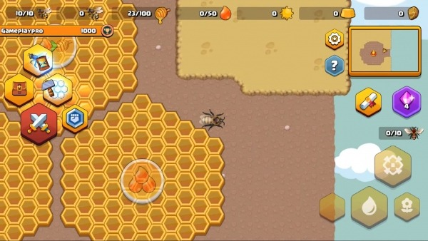 Pocket Bees: Colony Simulator Android Game Image 3