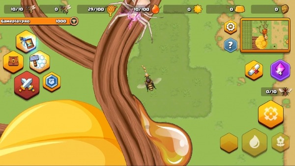 Pocket Bees: Colony Simulator Android Game Image 4