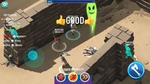 Royal Battleground IO Android Game Image 2