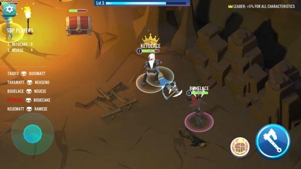 Royal Battleground IO Android Game Image 3