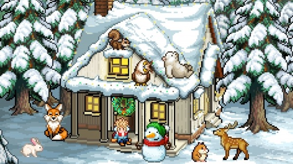 Snowman Story Android Game Image 3