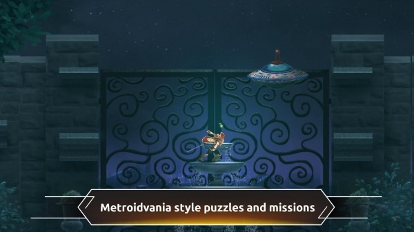 Toy Odyssey: Adventure Platformer Android Game Image 2