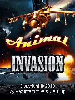 Animal Invasion Java Game Image 1