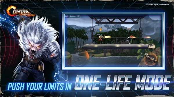 Contra Returns Android Game Image 3