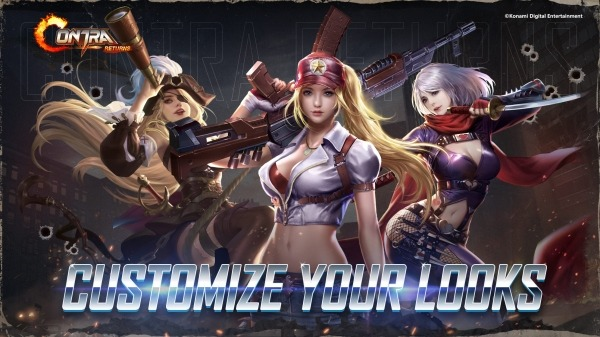 Contra Returns Android Game Image 4