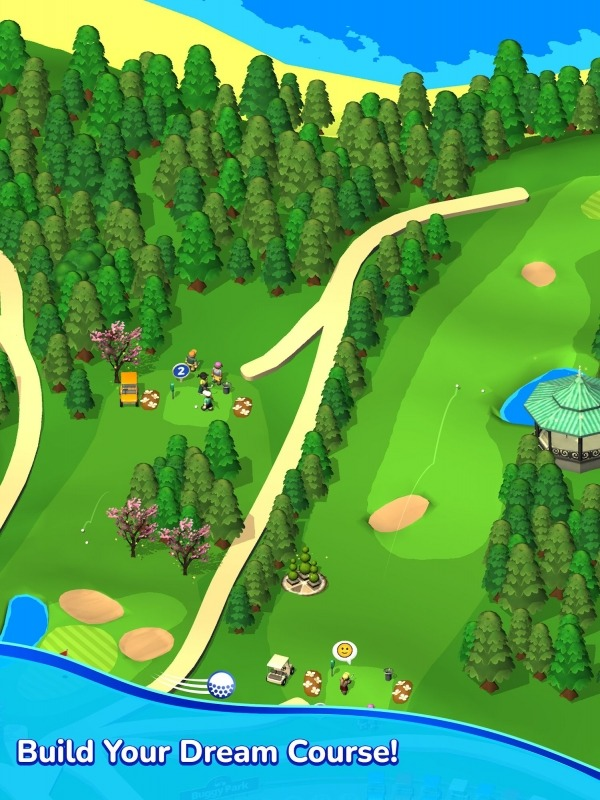 Idle Golf Club Manager Tycoon Android Game Image 1