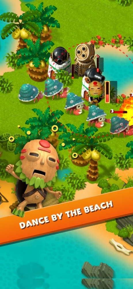 PixelJunk Monsters Android Game Image 4