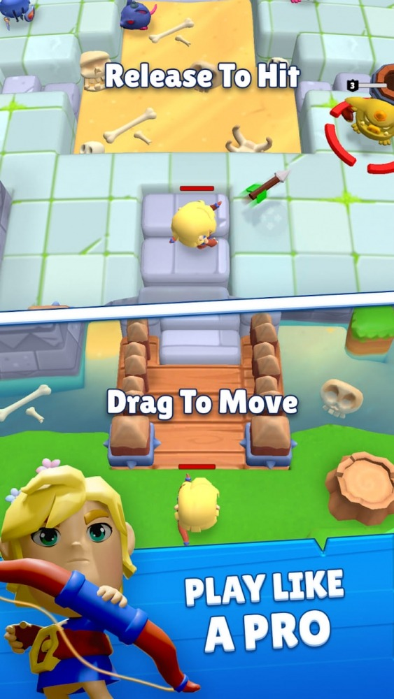 Rob Royale Android Game Image 3