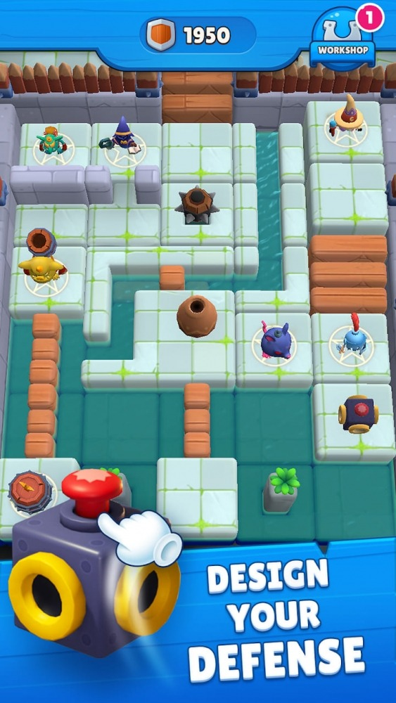 Rob Royale Android Game Image 4
