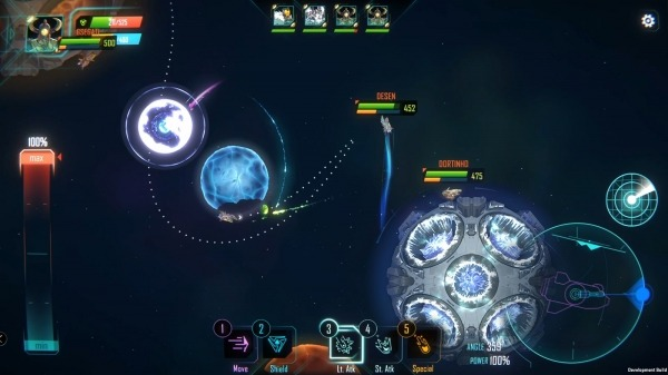 Space Mavericks Android Game Image 1