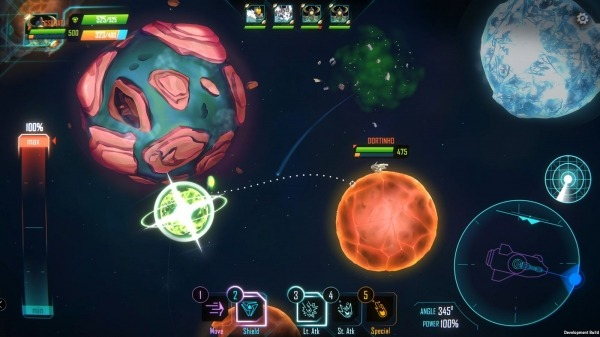 Space Mavericks Android Game Image 2