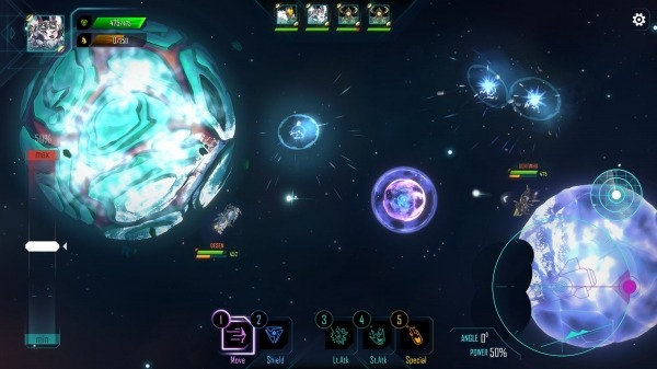 Space Mavericks Android Game Image 3