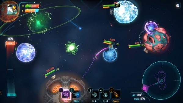 Space Mavericks Android Game Image 4
