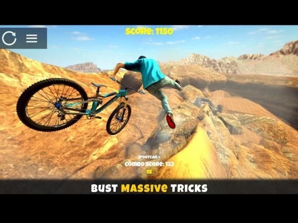 Shred! 2 - Ft Sam Pilgrim Android Game Image 1