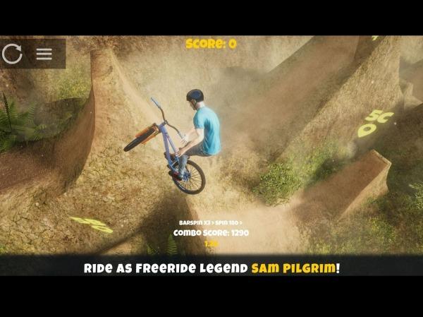 Shred! 2 - Ft Sam Pilgrim Android Game Image 5