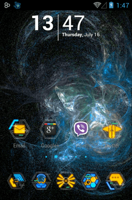 Comb Icon Pack Android Theme Image 1