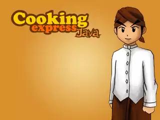 Cooking Express Java Game Image 1
