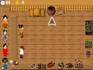 Cooking Express Java Game Image 3