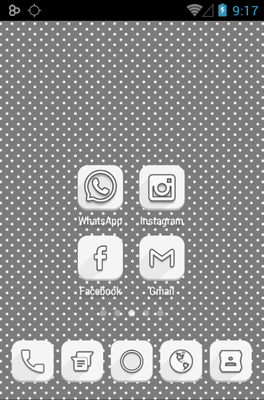 VIT Icon Pack Android Theme Image 1