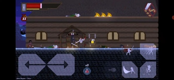 Draconian: Action Platformer 2D Android Game Image 3