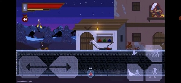 Draconian: Action Platformer 2D Android Game Image 4
