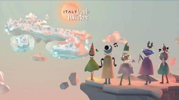 ITALY. Land Of Wonders Android Game Image 1