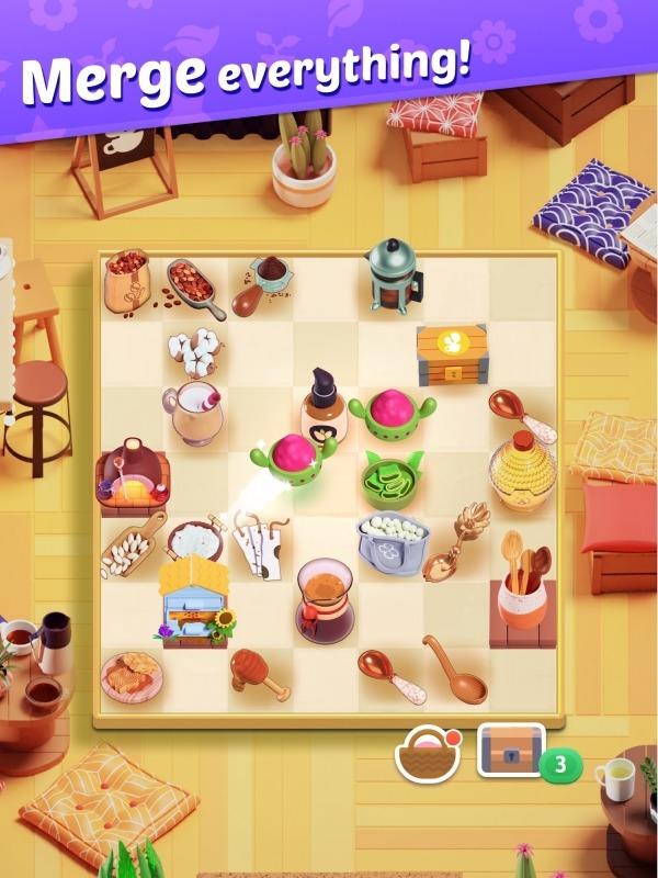 Plantopia - Merge Garden Android Game Image 4