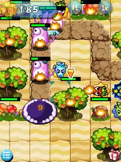 Happy Farm Battle HD Java Game Image 3