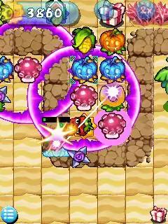 Happy Farm Battle HD Java Game Image 4