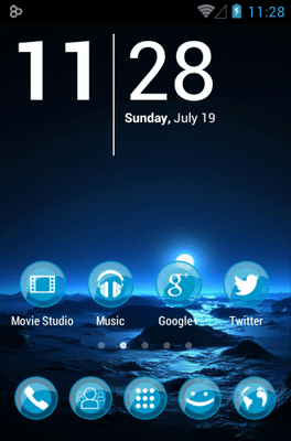 ICEE Icon Pack Android Theme Image 1