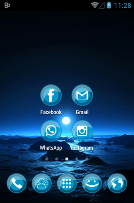 ICEE Icon Pack Android Theme Image 2
