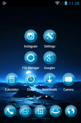 ICEE Icon Pack Android Theme Image 3