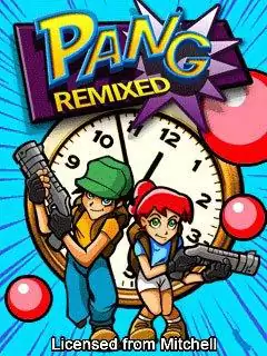 Pang: Remixed Java Game Image 1