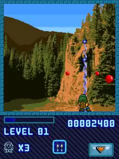 Pang: Remixed Java Game Image 4
