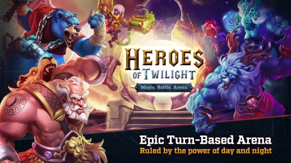 Heroes Of Twilight Android Game Image 1