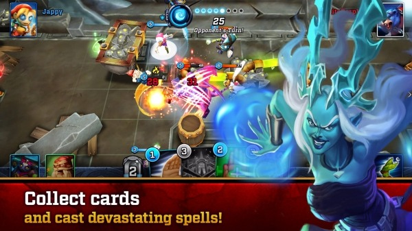 Heroes Of Twilight Android Game Image 4