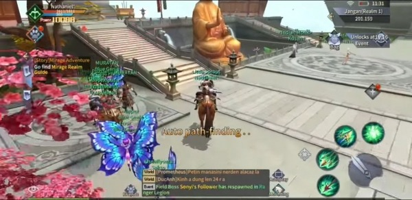 Silkroad Online Android Game Image 4