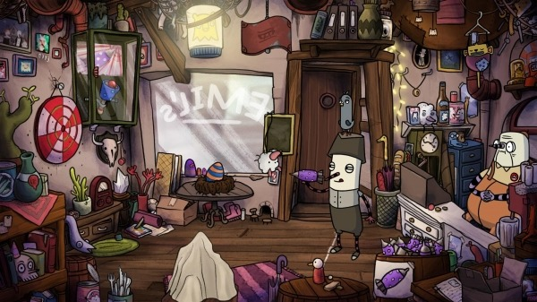 The Inner World - The Last Wind Monk Android Game Image 3