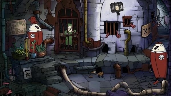 The Inner World - The Last Wind Monk Android Game Image 4