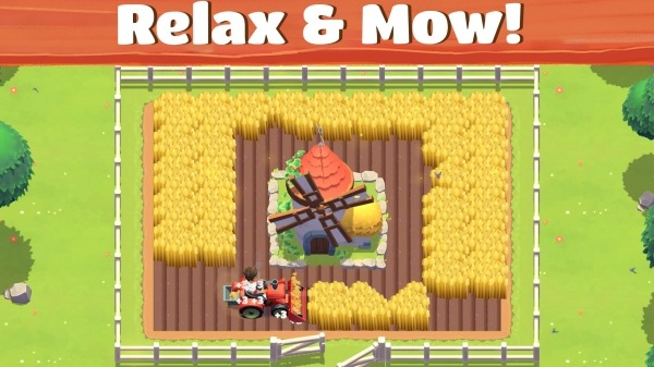 Big Farm: Tractor Dash Android Game Image 3