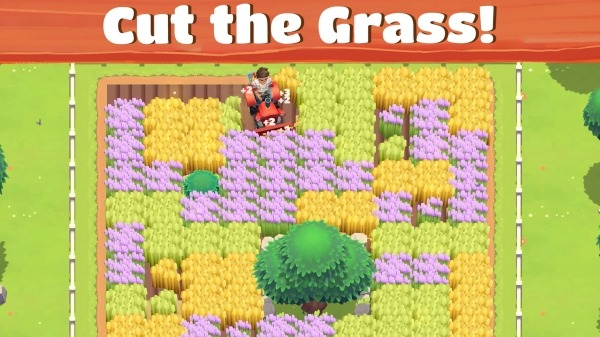Big Farm: Tractor Dash Android Game Image 4