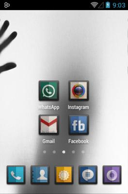 DIMIDIUM Icon Pack Android Theme Image 2