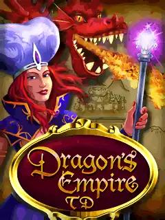 Dragon's Empire TD Java Game Image 1